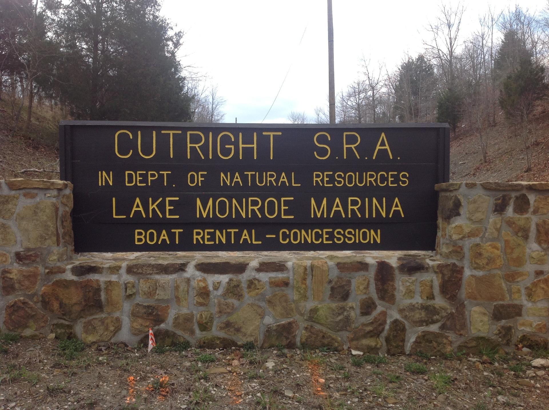 Lake Monroe Marina Bloomington Indiana